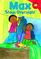 Max stays overnight  Cover Image