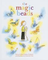 The magic beads Book cover