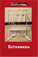 Euthanasia  Cover Image