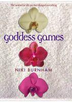 Goddess games  Cover Image