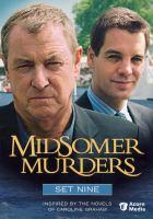 Midsomer murders. Set nine Book cover