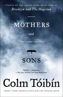 Mothers and sons : stories  Cover Image