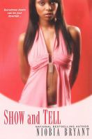 Show and tell Book cover