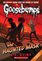 The haunted mask Book cover