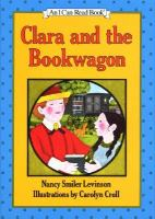 Clara and the bookwagon  Cover Image