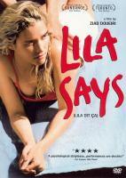 Lila dit ça Lila says  Cover Image