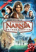 The chronicles of Narnia. Prince Caspian  Cover Image