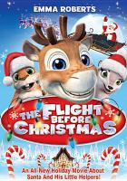 The flight before Christmas Book cover