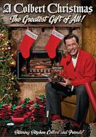A Colbert Christmas the greatest gift of all! Book cover
