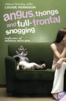 Angus, thongs and full-frontal snogging Book cover