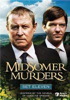 Midsomer murders. Set eleven Book cover