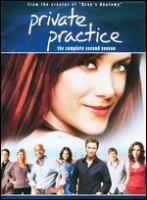 Private practice. The complete second season Cover Image