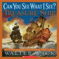 Can you see what I see? : treasure ship Book cover