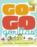Go-go gorillas Book cover