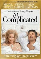 It's complicated Book cover