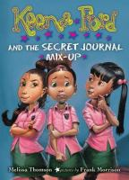 Keena Ford and the secret journal mix-up  Cover Image