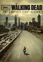 The walking dead. The complete first season  Cover Image