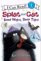 Good night, sleep tight Book cover