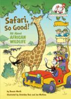 Safari, so good! Book cover