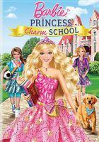Barbie. Princess charm school Book cover