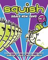 Brave new pond Book cover