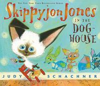 Skippyjon Jones in the dog house Book cover