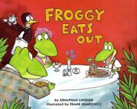 Froggy eats out  Cover Image