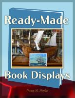 Ready-made book displays  Cover Image