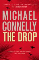 The drop : a novel Book cover