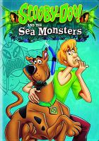 Scooby Doo! and the sea monsters Book cover
