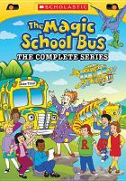 The magic school bus. The complete series Book cover