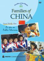 Families of China Cover Image