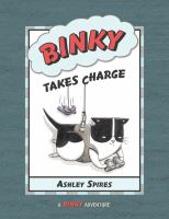 Binky takes charge  Cover Image