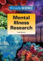 Mental illness research  Cover Image