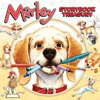 Marley's storybook treasury Book cover