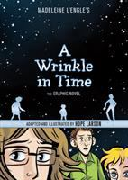 A wrinkle in time : the graphic novel Book cover