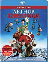 Arthur Christmas  Cover Image