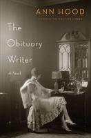 The obituary writer  Cover Image