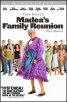 Tyler Perry's Madea's family reunion : the movie Book cover