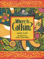 Where is catkin? Book cover