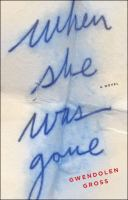 When she was gone  Cover Image