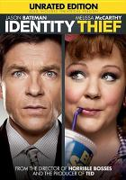 Identity thief Book cover