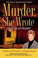 Close-up on murder : a novel Book cover