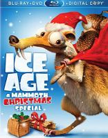 Ice age. A mammoth Christmas special  Cover Image