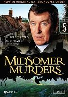 Midsomer murders. Series 5 Book cover