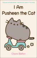 I am Pusheen the cat Book cover