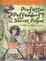 Professor Puffendorf's secret potions  Cover Image