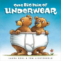 One big pair of underwear Book cover