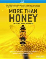 More than honey  Cover Image