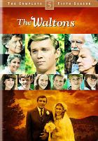 The Waltons. The complete fifth season Book cover